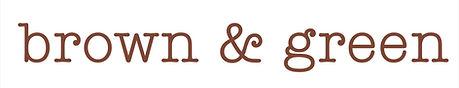Brown & Gree Logo