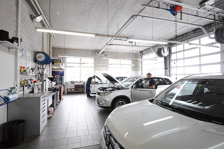 Wartung Service Suzuki VW Audi Seat Skoda Hyundai Mazda Subaru