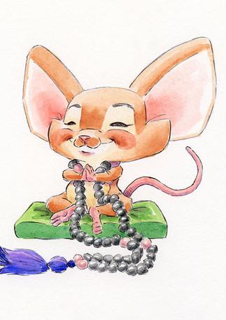 Yogi Marcelo Mouse