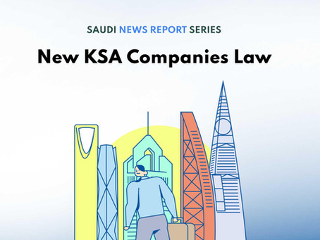 New KSA Companies Law