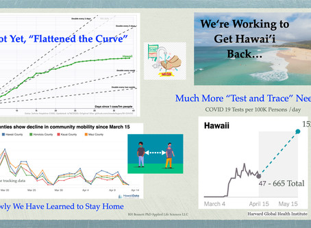 Flat Curve for Hawai'i : Not Yet