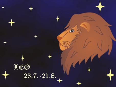 Leo - July 2017 Astro Tarot Forecast