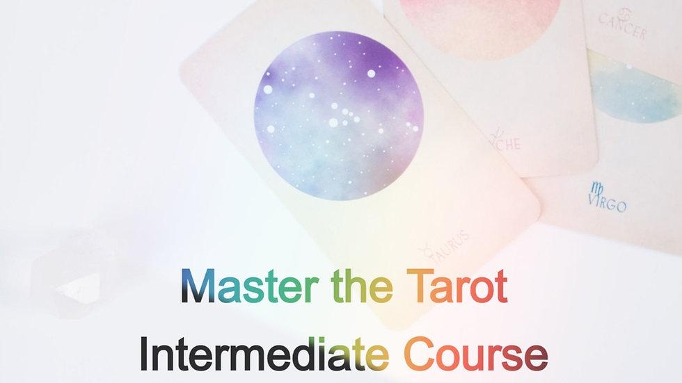 Master the Tarot - Intermediate Level