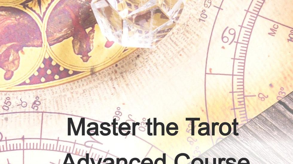 Master the Tarot - Advanced Level