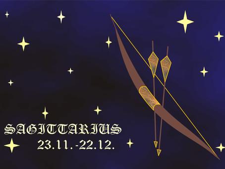 Sagittarius - July 2017 Astro Tarot Forecast