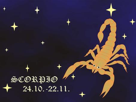 Scorpio - July 2017 Astro Tarot Forecast