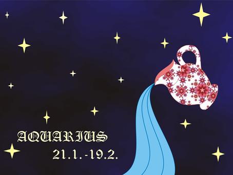 Aquarius - July 2017 Astro Tarot Forecast