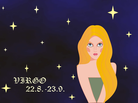 Virgo - July 2017 Astro Tarot Forecast