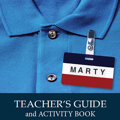 The Richest Man in Town: Teacher's Guide & Activity Book