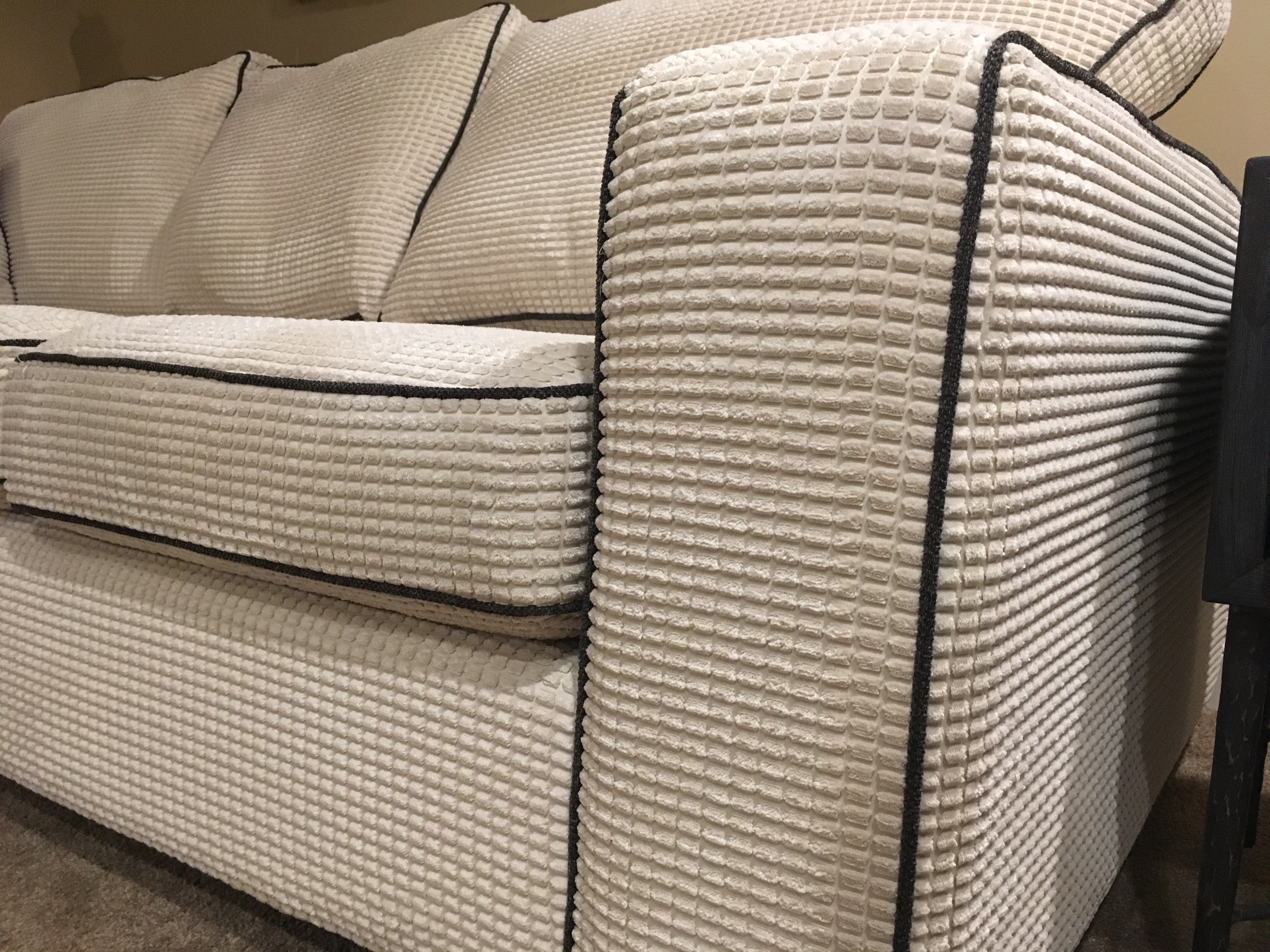 Sectional Upholstery Cleaning