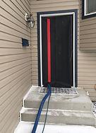 Temporary Door