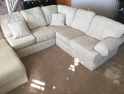 Sectional Cleaning