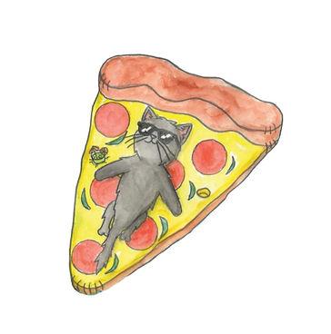 Dragon on pizza float.jpg