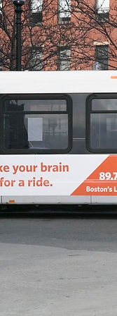 WGBH bus ad