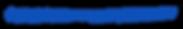 blue underline