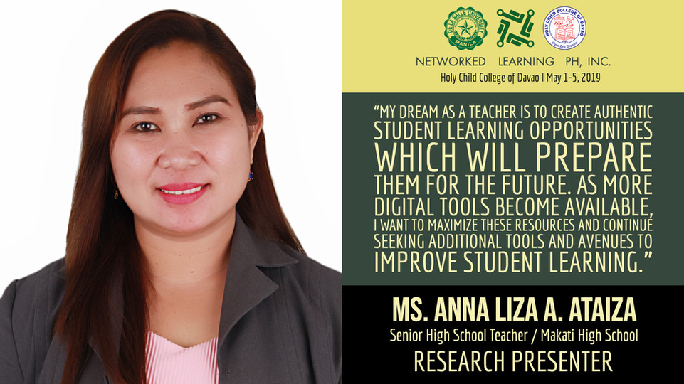 Ms. Anna Liza A. Ataiza