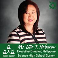 Ms. Lilia T. Habacon