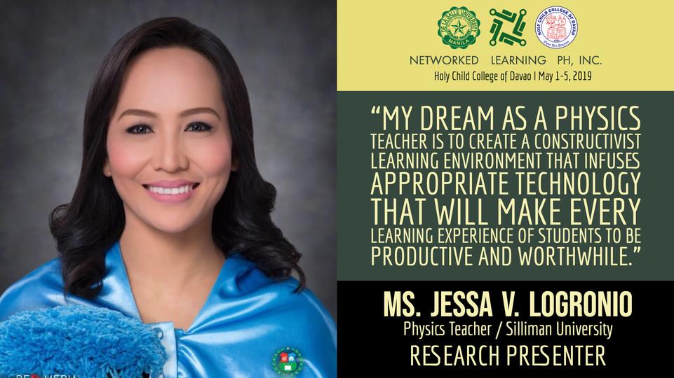 Ms. Jessa V. Logronio