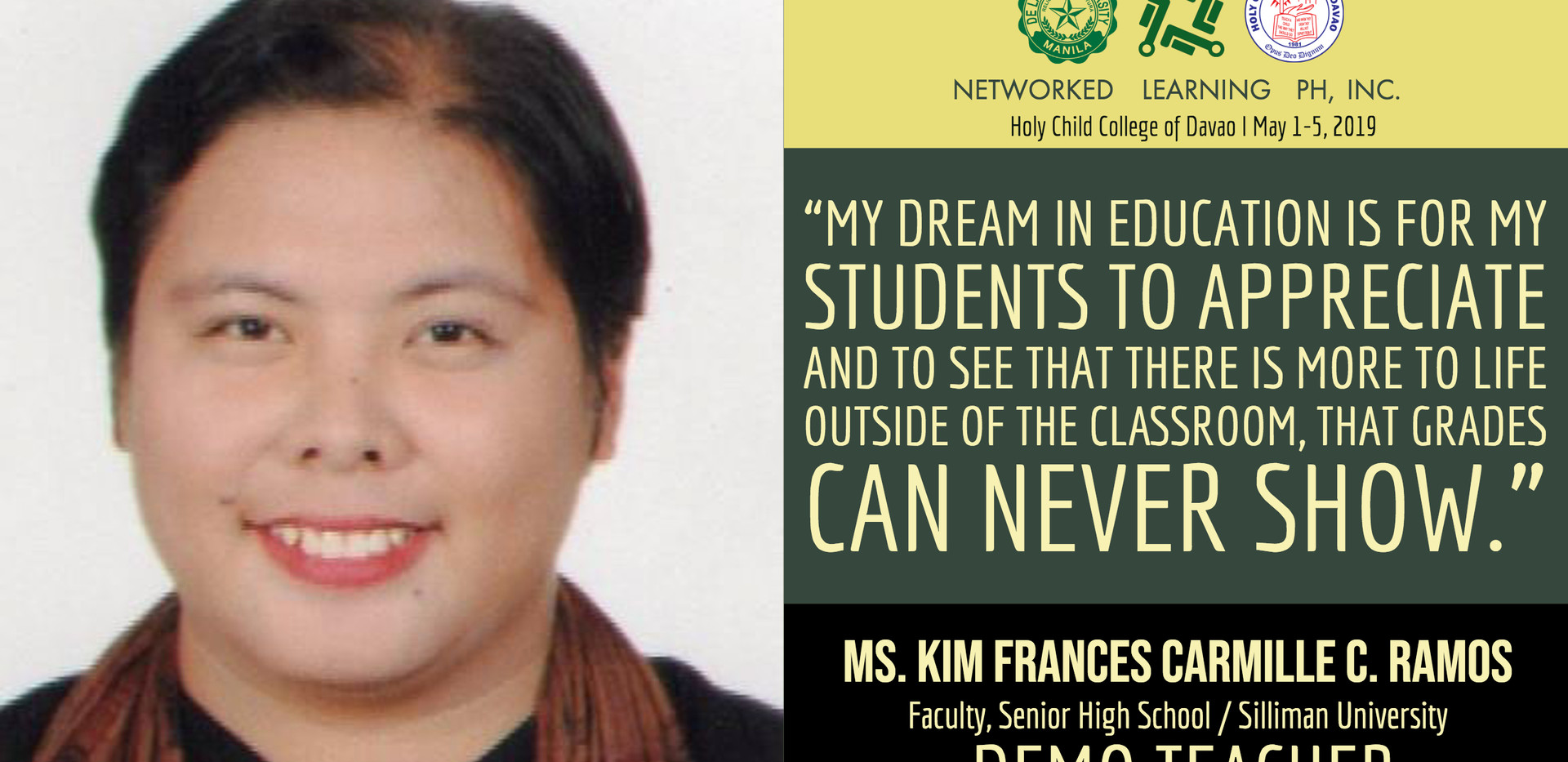 Ms. Kim Frances Carmille C. Ramos