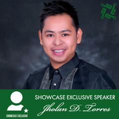 Mr. Jholan D. Torres