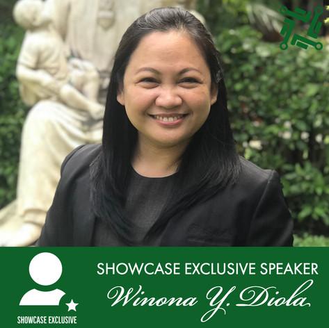 Ms. Winona Y. Diola