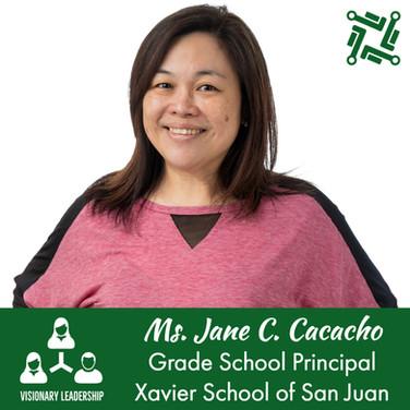 Ms. Jane C. Cacacho