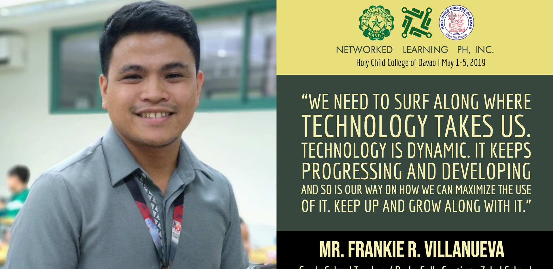 Mr. Frankie R. Villanueva
