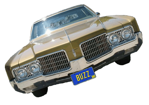 BUZZ 1969 Oldsmobile transparent .png