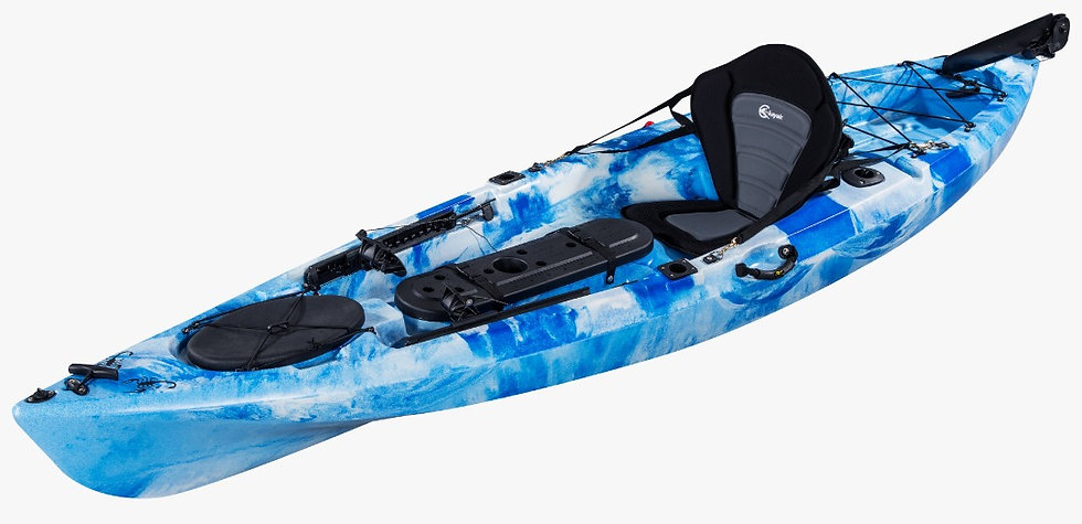 Каяк одноместный FishermanLife (Mini Dace Pro Angler 10ft)