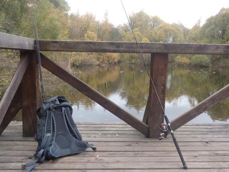 Дневник спиннингиста: Эпилог Московской рыбалки