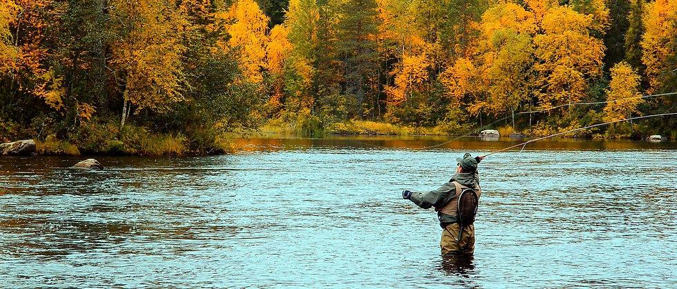 Рыболовный джип тур в Карелии 3-4 дня