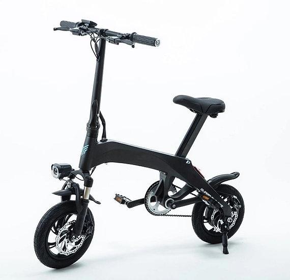 Электрический байк (велосипед) складной карбоновая рама T3
