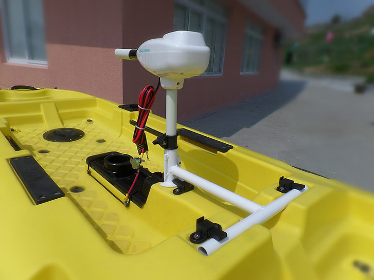 Электрический мотор для каяка FishermanLife