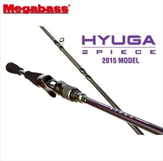 Удилище спиннинговое Megabass HYUGA 2piece 63-2UL-S