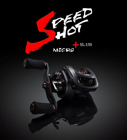 Катушка мультипликаторная KINGDOM Speed Shot Micro SL-150