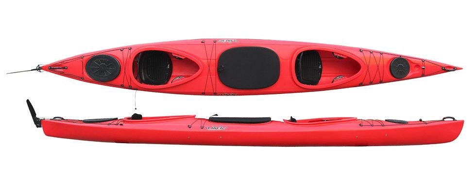 Морской каяк Easty D 5.5 (2-3 гребца)