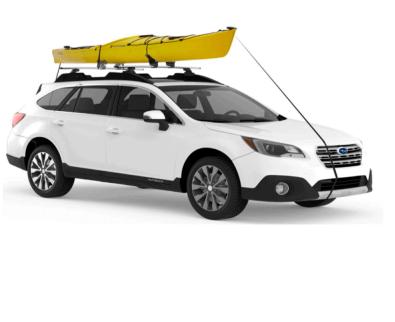 К-т крепежа для перевозки каяка на крыше автомобиля (под поперечины)