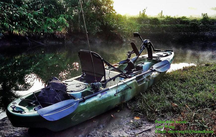 Каяк с педальным узлом FishermanLife (Mirage Propel 10)
