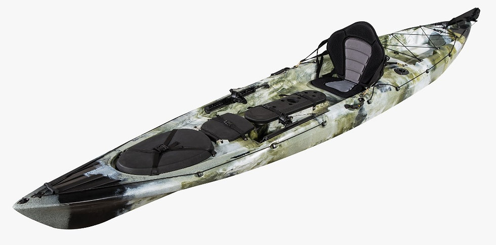 Каяк для морской рыбалки FishermanLife (Dace Pro Angler14ft)