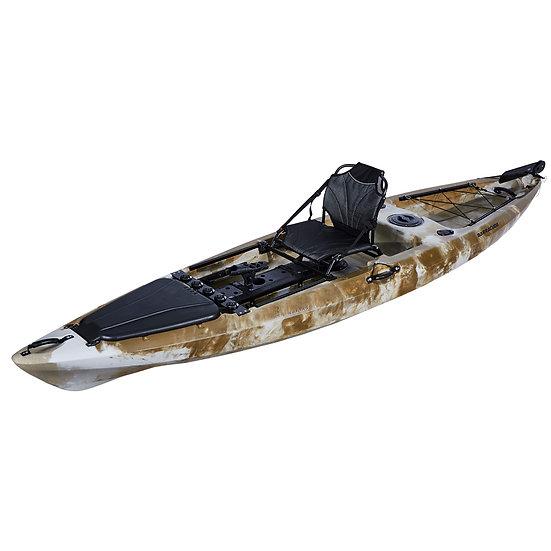 Каяк для рыбалки и охоты FishermanLife (Whale)