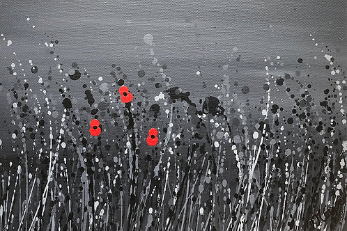 Remembrance - framed print