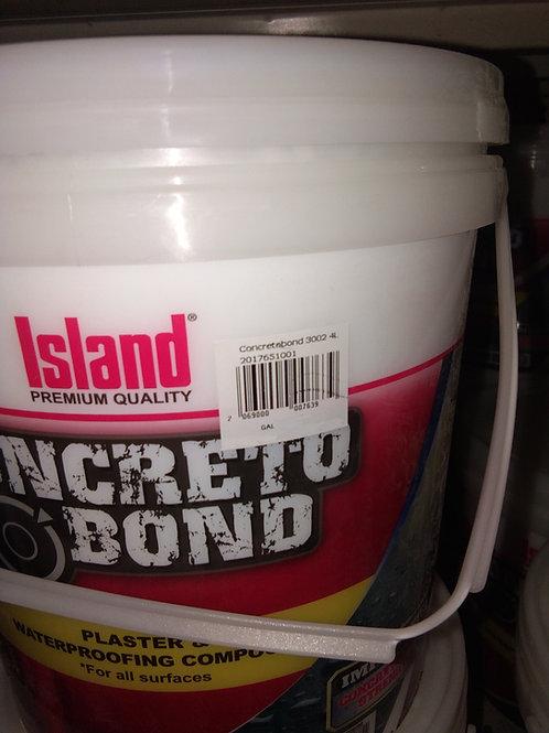 ISLAND CONRETO BOND 1GAL