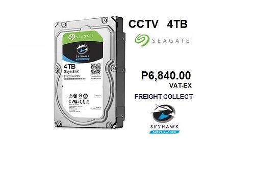 CCTV 4TB HDD SEAGATE