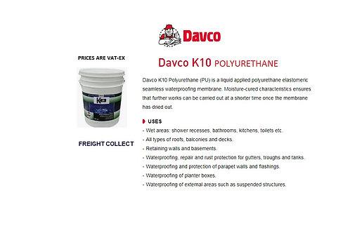 DAVCO K10 PU WATERPROOFING 1PAIL