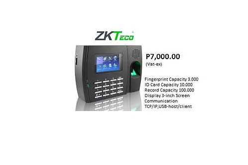 ZKTECO U300C