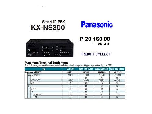 PBX PANASONIC MAIN UNIT KX-NS300
