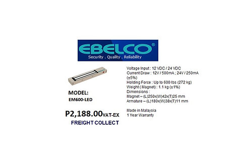 EBELCO EM600LED