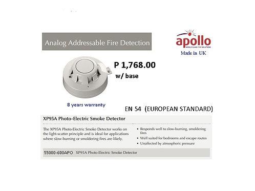 APOLLO ADDRESSABLE SMOKE DETECTOR  EN 54  Model# 55000-600