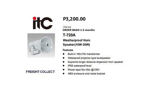 ITC PAGING HORN SPEAKER MODEL#T-720A