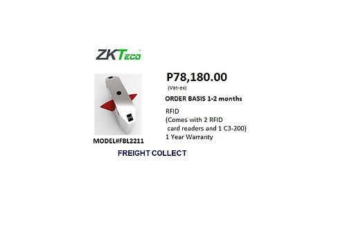 ZKTECO FLAP  BARRIER MODEL#FBL2211